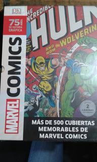 Marvel Comics 75 Años De Historia Grafica /pd