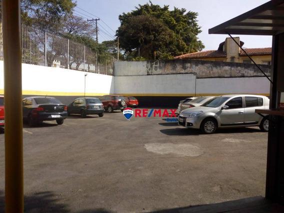 Estacionamento Local De Grande Movimento - Te0940