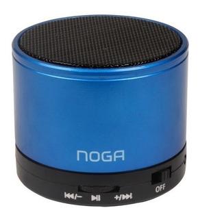 Parlante Bluetooth Portatil Noga Ngs-025 Manos Libres Mini