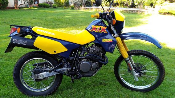 Xlx350r Mais Nova Do Brasil....