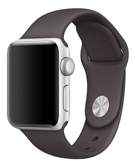 Pulseira Sport Para Apple Watch, Iwo 8/9 Plus 38mm 40mm 42mm 44mm Series