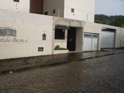 Imagem 1 de 4 de Cobertura À Venda, 158 M² Por R$ 350.000,00 - Castelo Branco - João Pessoa/pb - Co0010