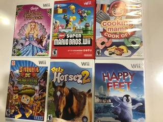 Juegos Cd Originales De Wii