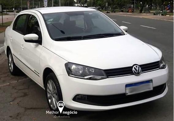 Volkswagen Voyage Comfortline 1.6 8v 4p Flex 2016 Branco