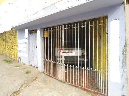 Terreno Residencial À Venda, Vila Príncipe De Gales, Santo André. - Te0197