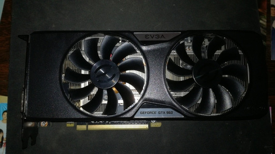 Nvidia Geforce Gtx 960 Evga Ftw (for The Game) Impecable.