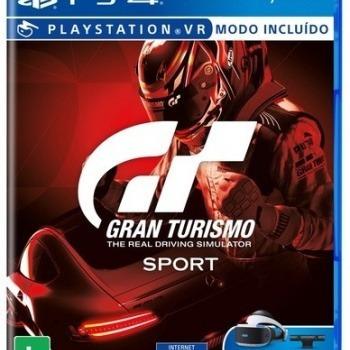 Jogo Gt Gran Turismo Sport - Ps4