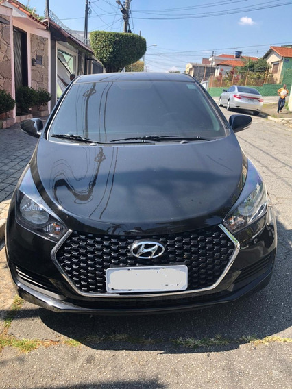 Hyundai Hb20 19/19 Novissimo