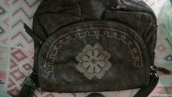 Bolsa Carteiro Original Alice Palucci