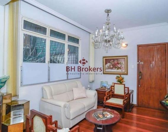Apartamento De 3 Quartos, 96m² À Venda No Serra Por R$ 498.000 - 19118