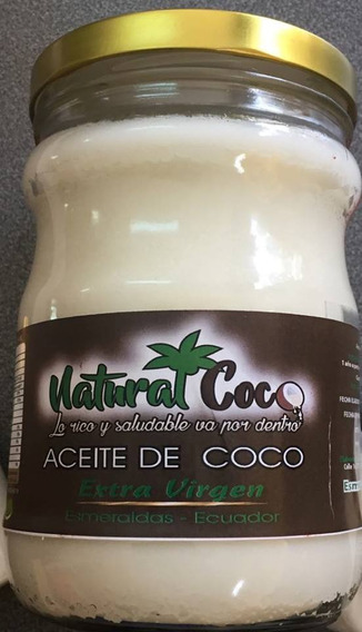 Aceite De Coco Virgen 900ml