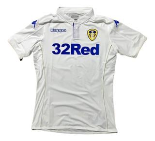 Camisa Leeds United Kappa 2016/2017 Sambaquifut