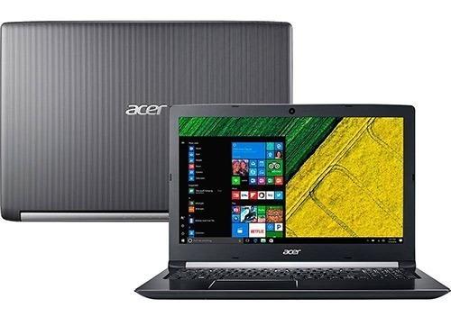 Notebook Acer Intel Core I7 20gb Ram 2tb Hd W10 Nf | Vitrine