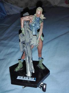 Figura De Metal Gear Solid 2 Konami