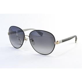 63aed34e8 Óculos De Sol Victor Hugo Sh1228 0302 Metal Feminino