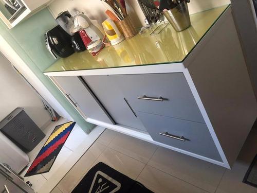 Apartamento Com 2 Dormitórios À Venda, 56 M² Por R$ 287.000,00 - Vila Euclides - São Bernardo Do Campo/sp - Ap60919