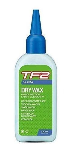 Lubricante De Cadena Tf2 Weldtite Dry Wax 100 Ml