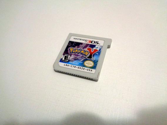Pokemon Y Original P/ Nintendo 3ds Testado Funcionando