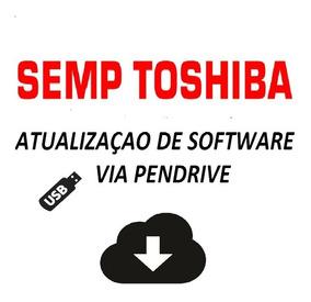 Atualização De Software Para Tv Semp Toshiba Dl3253 Dl3253w