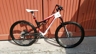 Bicicleta Rocky Mountain Thunderbolt Carbono Rod 27.5