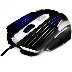 Mouse Optico Gamer C3 Tech Mg-11 Bsi Preto E Prata