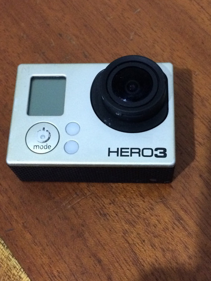 Câmera Gopro Hero 3 Black Edition