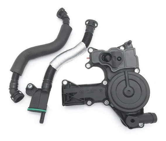 Kit Válvula Pcv Anti Chama Vw Jetta Passat Golf Ti 06h103495