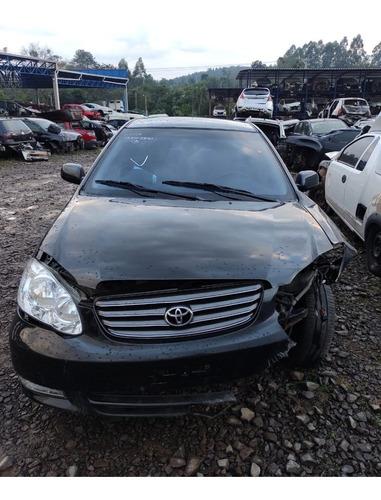 Imagem 1 de 9 de Toyota Corolla 1.8 2003 Gasolina