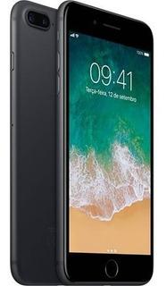 Apple iPhone 7 Plus 128 Gb 4k 5,5 Promoção Preto - Vitrine