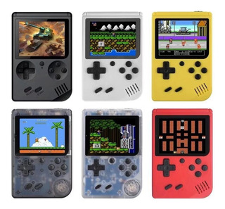 Consola Retro 168 Juegos En 1 Portatil Nintendo Game Boy
