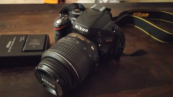 Camara Reflex Nikon D5100
