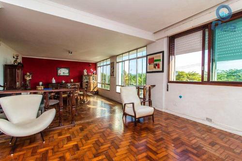 Imagem 1 de 21 de Apartamento Com 3 Dorms, Boqueirão, Santos - R$ 1.7 Mi, Cod: 5178 - V5178
