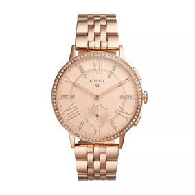 Smartwatch Feminino Fossil Híbrido Q Gazer Ftw1106