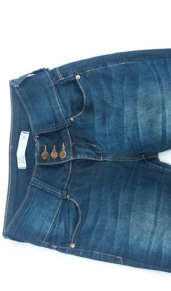 Calça Jeans Flare Feminina Viva Tamanho 38 - F&s