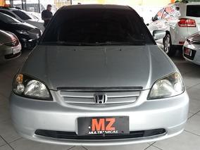 Civic Lx Mec 2003 1.7