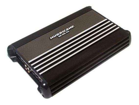 Módulo Amplificador Hurricane Ha 480.4s 1920w Rms 4 Canais