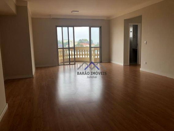 Apartamento Residencial À Venda, Centro, Jundiaí. - Ap0413