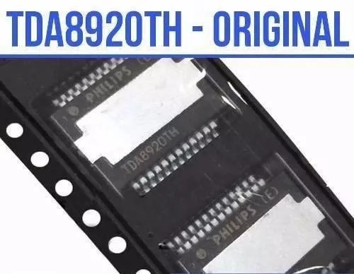 Tda 8920th Smd= Tda8920 Bth Smd Circuito Integrado Original