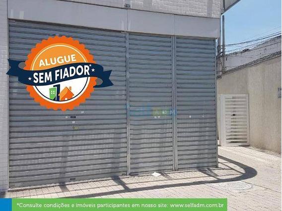 Loja Comercial Para Locação, Centro, São Gonçalo. - Lo0009