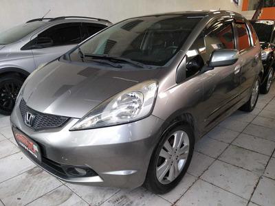 Honda Fit - 2009/2010 1.5 Ex 16v Flex 4p Automático