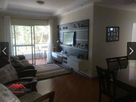 Apartamento Com 2 Dormitórios À Venda, 68 M² Por R$ 215.000 - Vilaggio Di Antonini - Cidade Vista Verde - São José Dos Campos/sp - Ap1400