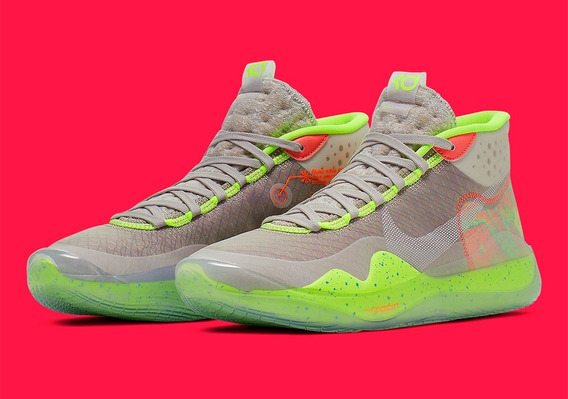 The Nike Kd 12 90s Kid Pronta Entrega Tam 42