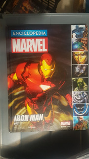 Enciclopedia Marvel Iron Man Vol. 1