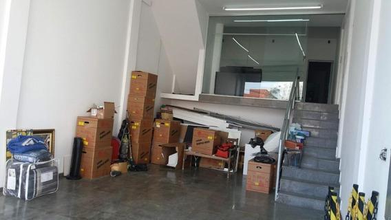 Galpão À Venda/locação, 250 M² - Cerâmica - São Caetano Do Sul/sp - Ga0570