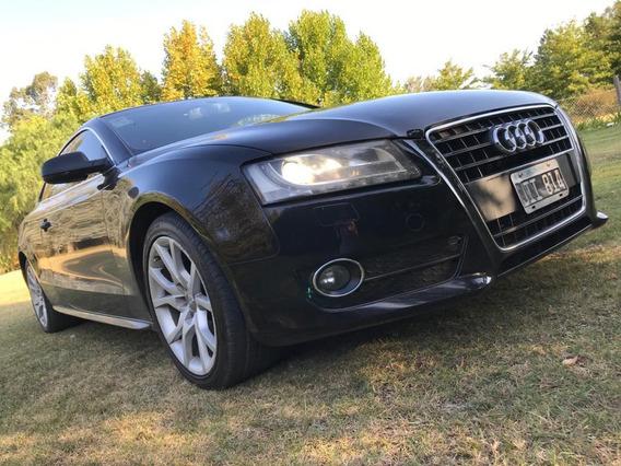 Audi A5 2p Coupé 2.0tfsi Mt Ll18 211cv 2010 Cuero Butacas E-
