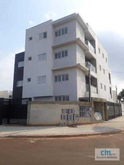 Apartamento Com 1 Dormitório À Venda, 39 M² Por R$ 140.000 - Portal Ville Primavera Ii - Boituva/sp - Ap0168