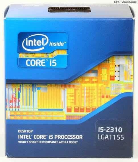 Processador Intel Core I5-2310 + Cooler Original (seminovo)