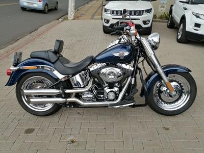 Harley Davidson - Fat Boy - 2013