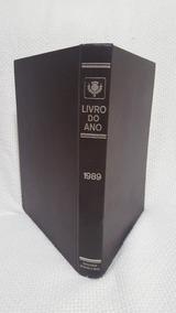Livro Do Ano 1989 Encyclopaedia Britannica Do Brasil