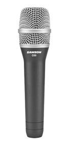 Microfone Samson C05 Condensador   Nota   Garantia C 05